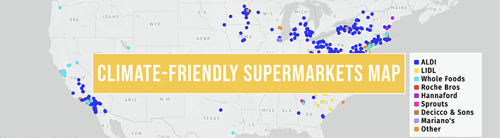Climate-Friendly Supermarkets Map